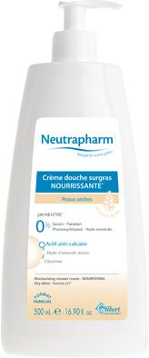 Neutrapharm Närande Duschbalsam - Creme Douche Surgras Nourrissante