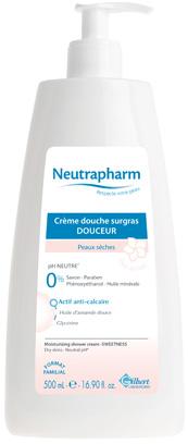 Neutrapharm Duschbalsam - Creme Douche Surgras Tiare