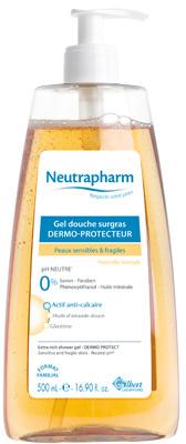 Neutrapharm Duschgel - Gel Douche Dermo Protecteur Neutrapharm