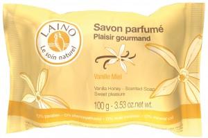Laino vanilj och honungstvål
