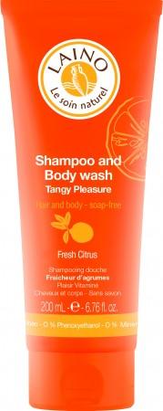 Laino Shampoo and Body wash Tangy pleasure